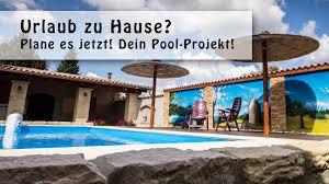 Poolanlagen Im Garten Urlaub Zuhause So Wird U0027s Gemacht Ein Eigener Pool Im Garten