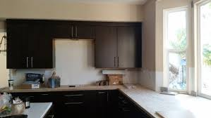 Backsplash Or No Backsplash At Bay Window Sink Wall - No backsplash