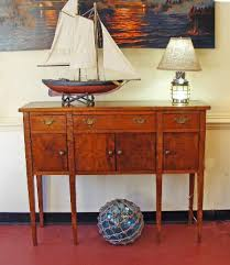 Home Interior Tiger Picture An Antique Tiger Maple Huntboard Is The Perfect Furnishings For