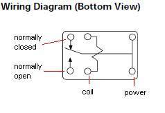 how to wire a relay let u0027s make robots robotshop