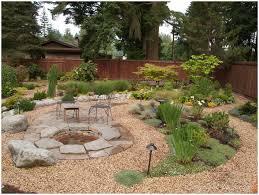 backyards modern flagstone patio seating bench retaining wall