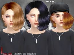 childs hairstyles sims 4 the sims resource sintiklia hair lime child sims 4 downloads