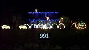christmas lights set to music christmas lights set to music in plymouth pa youtube