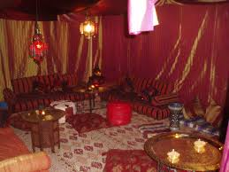 Living Room Decorating Ideas For Birthday Parties Kitchen Design Arabian Bedroom Diy Four Poster Bed Arabic Home Decoration