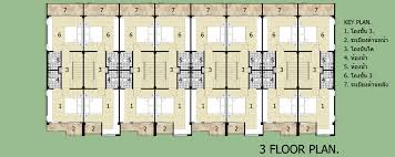 commercial building floor plan primsiri commercial building bangseanburi
