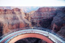 Las Vegas Walking Map by Grand Canyon West Rim Motor Coach Tour With Skywalk Tickets