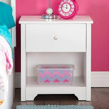 interior magenta modern alarm clock and white country stained magenta modern alarm clock and white country stained solid wood 1 drawer open shlef nightstand