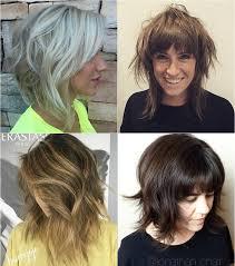 80 sensational medium length haircuts for thick hair shoulder