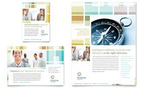 templates for business consultants business solutions consultant flyer ad template word publisher