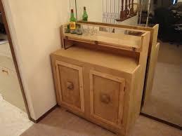Antique Liquor Cabinet Antique Liquor Cabinet W Ice Box