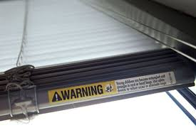 How To Take Down Blinds Study Window Blinds Hazardous For Children Republican American