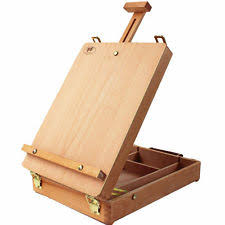 how to make a simple table top easel table top easel ebay