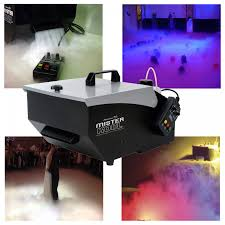 smoke machine halloween mister kool low fog smoke machine dry ice cloud effect