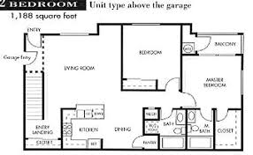 garage floor plans with apartment floor plans for garage apartments homeca