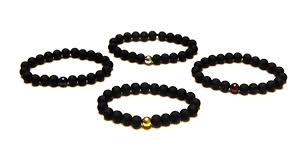 mens bracelet black beads images Bead bracelets for men centerpieces bracelet ideas jpg
