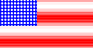 American Flag In Text H I 38 The F Word Cgpgrey