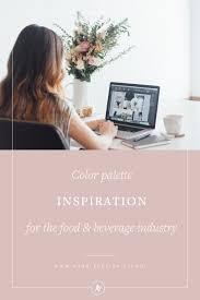 color palette inspiration by industry food u0026 beverage blog