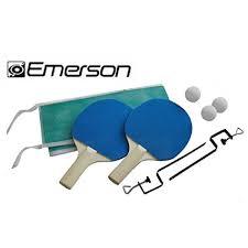 tabletop ping pong table amazon com emerson tabletop ping pong game set tabletop table