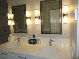 Sconce Mirror Need Advice On Best Mirror Sconce Option In Small Master Bath