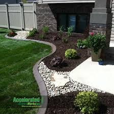 landscape u0026 patio lowes rocks landscaping pond pebbles lowes