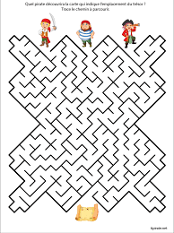 labyrinthe alphabet pirate pinterest labyrinthe alphabet et