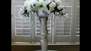 tree centerpiece dollar tree diy chandelier wedding centerpiece lights up led