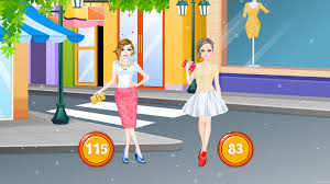 street fashion girls dress up game android apps on google play