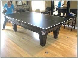 ping pong cover for pool table pool table ping pong top pool table ping pong topper top conversion