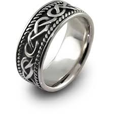 mens celtic wedding rings shm sd1