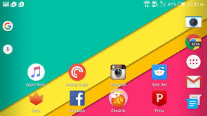 Google Maps Rotate Google App For Android Update Adds Icon Resizing Home Screen