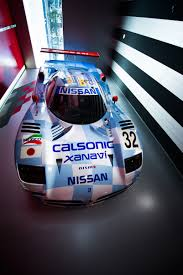nissan race car how mclaren engines started life inside a nissan v8 race car columnm
