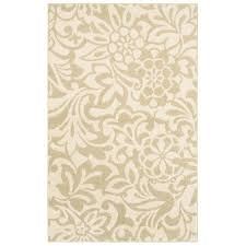 mohawk home area rugs mohawk simpatico biscuit starch 5 ft x 7 ft area rug 301286 at