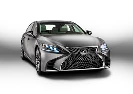 lexus valerian skyjet lexus unveils the all new 2018 lexus ls at the north american