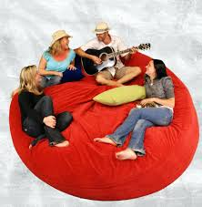giant bean bag bed fuf bean bag chair large bean bags giant bean