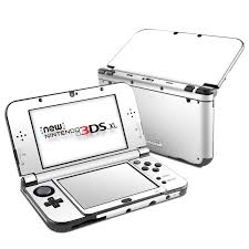 black friday new 3ds xl nintendo new 3ds xl skin solid state white by solid colors