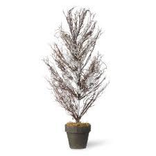 twig christmas tree twig christmas trees hayneedle