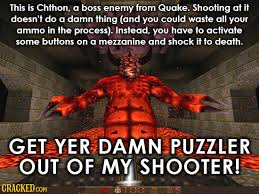 Video Game Logic Meme - the 34 most infuriating exles of video game logic