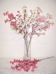 Cherry Blossom Tree Centerpiece by White Cherry Blossoms Wedding Decor The Wow Factor That