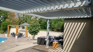 maintenance free sun shade aluminum pergola aluminumpergola
