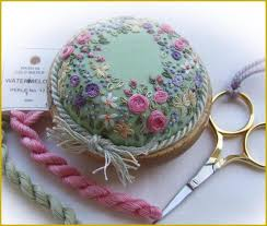120 best embroidery images on embroidery