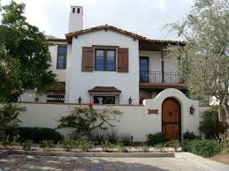 Colonial Style Home Plans Small Spanish Style Homes In Popular Colonial Home Image With