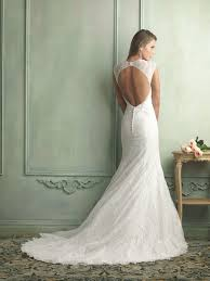 lace backless wedding dresses dresscab