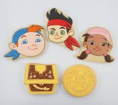 42 jake neverland pirates theme cookies cakes ideas