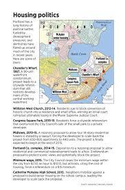 Portland Maine Zoning Map by Pressures Of Housing Market Shape Portland Politics Fuel