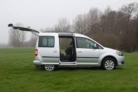 volkswagen caddy 2014 volkswagen caddy maxi life with flexi ramp