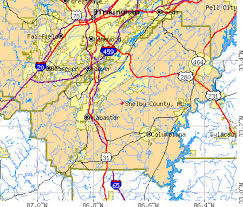 Counties In Alabama By Size Shelby County Alabama Detailed Profile Houses Estate