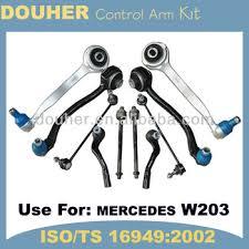 mercedes auto parts car spare parts track arm kit set use for mercedes c