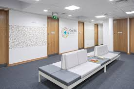 centric health navan road interior design over and aboveover and
