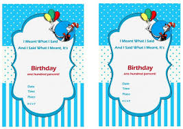dr seuss birthday invitations handmade tags dr seuss birthday