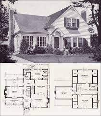 Antique Home Plans | antique home style 1920s colonial and modern